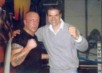 Jean-Luc avec Ramon DEKKERS